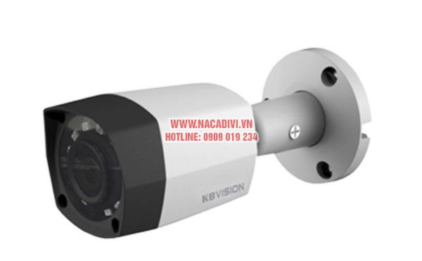 Camera 4 in 1 KBVISION KX-Y1011S4 hồng ngoại 1.0 Megapixel