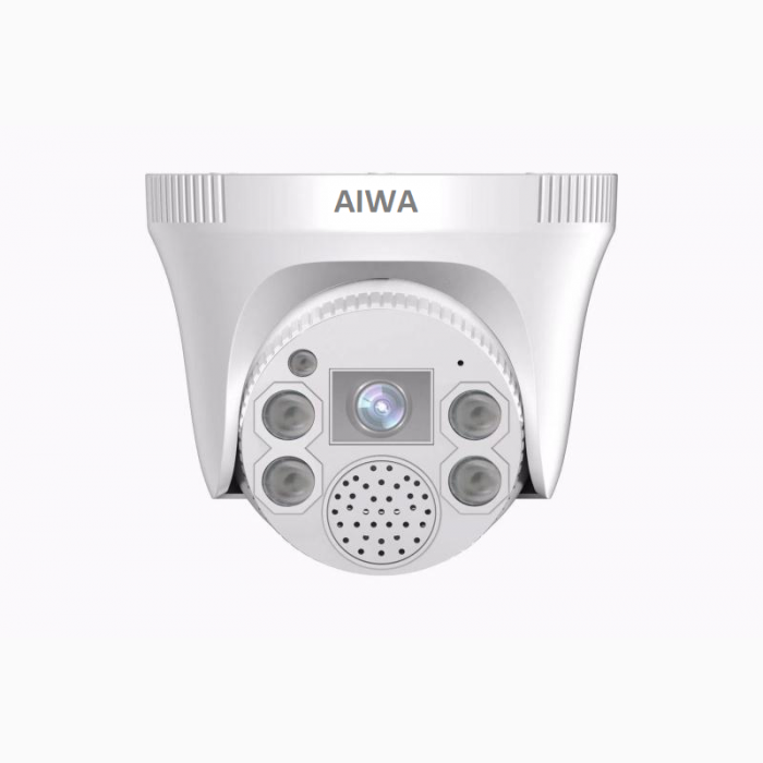 CAMERA IP AIWA JAPAN FULL HD 2.0MP AW-506EIP2PS-SD CHIP SONY
