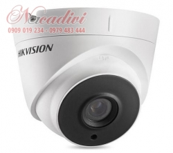 Camera HD-TVI Dome hồng ngoại 5.0 Megapixel HIKVISION DS-2CE56H1T-IT3